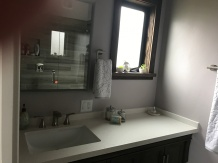 Hotel Features in the Bathroom